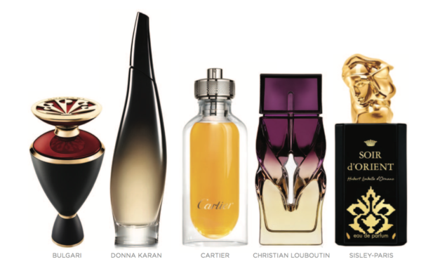 Glamorous Perfume Bottles | Meant to be on Display