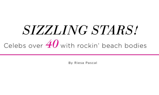 Sizzling Stars!