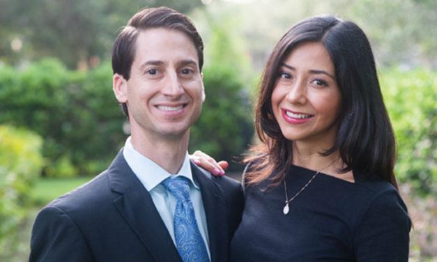 Dr. Ryan Mendro &  Lucia Roca Mendro