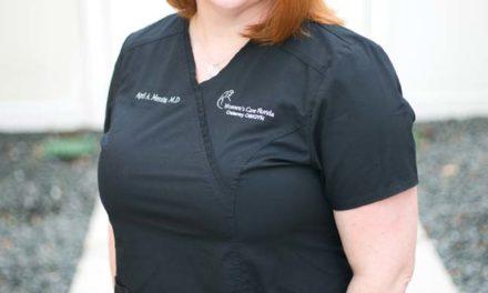 Dr. April Merritt