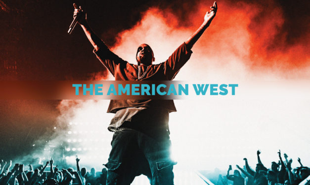 Music Icon Kanye West Blazes a New Trail Through America's Cultural Frontier
