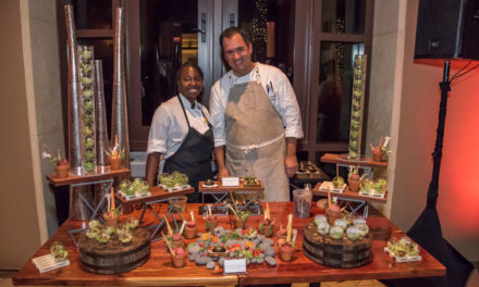James Beard Celebrity Chef Tour Dinner, at the Ravello Restaurant – Four Seasons Orlando