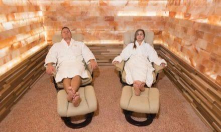 Himalayan Salt Therapy at Waldorf Astoria Spa
