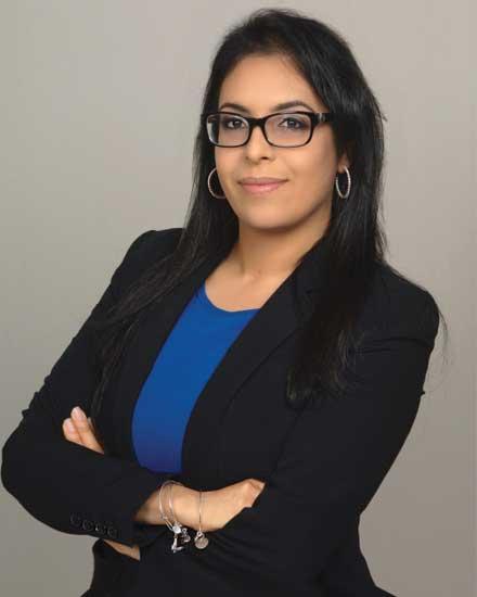 Sarah Gulati, ESQ