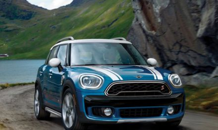 2019 Mini Countryman SAV