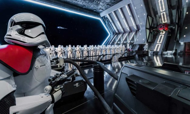 Star Wars: Rise of the Resistance is Ready to Ride!