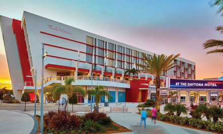 Take a Ride to a Staycation at The DAYTONA