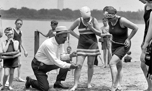 Pioneering Swimwear