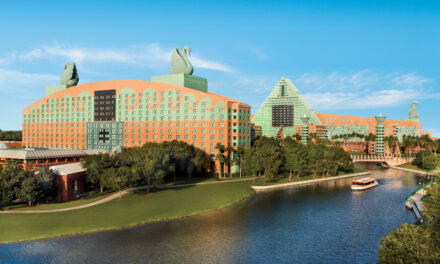Walt Disney World Swan and Dolphin Resort to Host