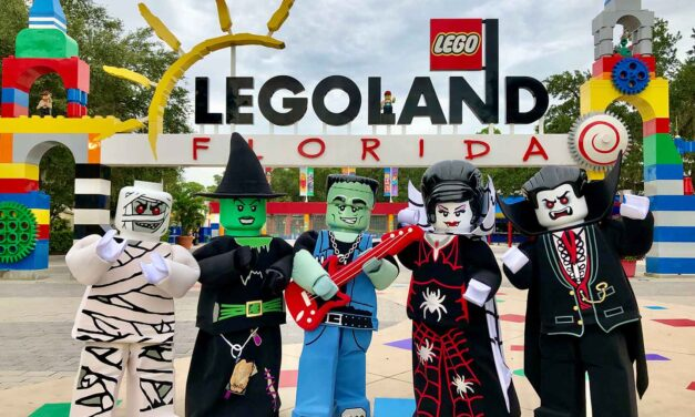 Brick or Treat Opens this Weekend with Safe, Spooky Fun at Legoland Florida Resort