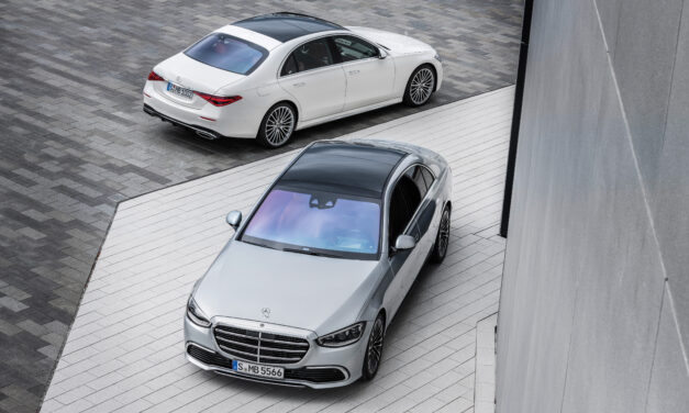 Automotive luxury experienced in a completely new way