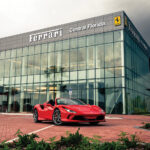 THE COUNTRY'S LARGEST DUAL-BRANDED  FERRARI DEALERSHIP OPENS IN ORLANDO