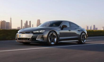 The Future is Electric Audi E-Tron Electric Cars