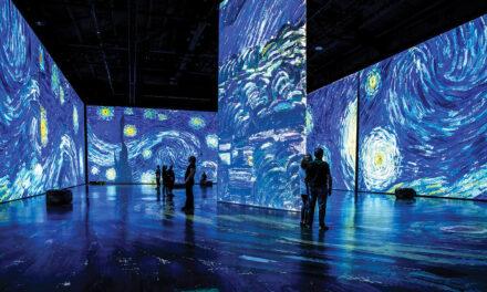 Van Gogh Exhibit Orlando
